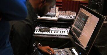 making a professional beat